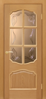 Межкомнатная дверь фабрики КронВуд - Возрождение1.2