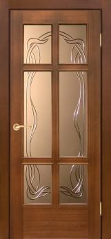 Межкомнатная дверь фабрики КронВуд Модерн 5.2