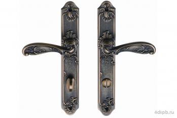 Дверная ручка Archie Genesis Flor CF   Купить недорого спб