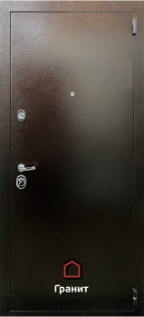 Входная металлическая дверь Гранит М2 М
