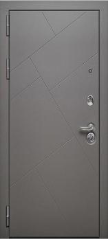 Входная металлическая дверь Гранит Ультра С3 Зеркало