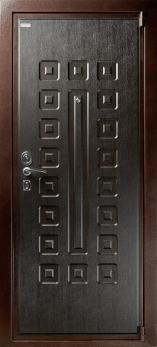 Входная металлическая дверь Гранит М5
