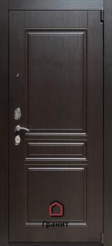 Входная металлическая дверь Гранит М3М зеркало