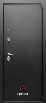 Входная металлическая дверь Гранит М8 комфорт зеркало