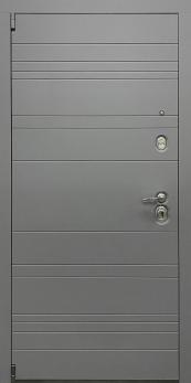 Входная металлическая дверь Гранит C9 зеркало