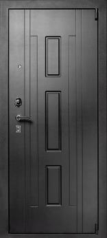 Входная металлическая дверь Гранит Т3М зеркало