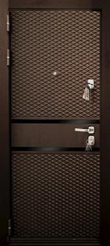Входная металлическая дверь Гранит Гросс