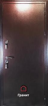 Входная металлическая дверь Гранит Терморазрыв