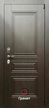 Входная металлическая дверь Гранит Ультра М3 зеркало