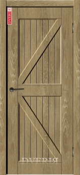 Межкомнатная дверь Дверия - Лофт 1 | Купить двери недорого