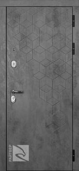 Входная металлическая дверь Лабиринт Зеркало - Райтвер