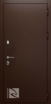 Входная металлическая дверь Президент- Райтвер