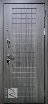 Входная металлическая дверь С7 Зеркало - Райтвер