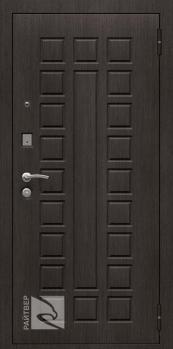 Входная металлическая дверь Р-Сенат Лайф зеркало - Райтвер