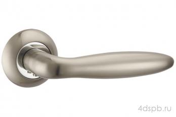 Дверная ручка Punto - BASIS TL CF-17 кофе