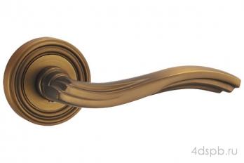 Дверная ручка Punto - VENTO ML CF-17 кофе