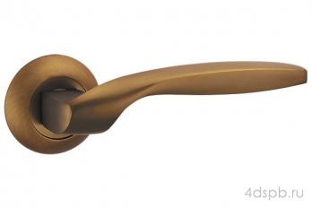 Дверная ручка Punto - BOSTON TL CF-17 кофе