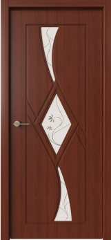 Межкомнатная дверь Dream Doors Кристалл 2