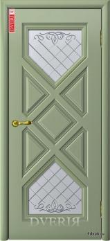 Межкомнатная дверь Дверия Рига 4D