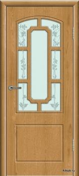 Межкомнатная дверь Престиж М4 с решеткой