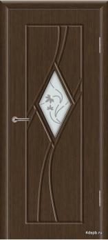 Межкомнатная дверь Престиж Кристалл 2