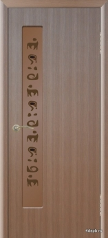 Межкомнатная дверь Престиж М8 со смещением