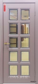 Межкомнатная дверь Дверия Марсель 4D