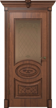 Межкомнатная дверь Дверихолл ПО Вителия