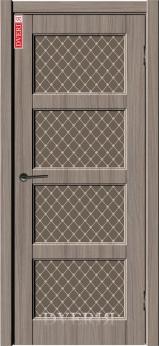 Межкомнатная дверь Дверия Лайт 4 4D