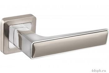 Дверная ручка Fuaro - DENVER XM SN/CP-3