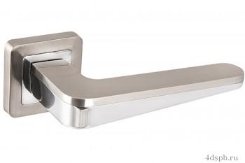 Дверная ручка Fuaro - ICE XM SN/CP-3