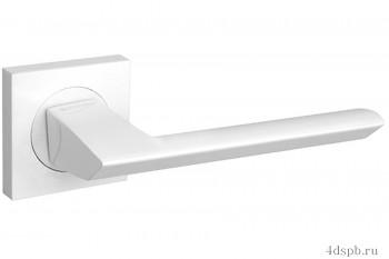 Дверная ручка Fuaro - SAMPLE KM WH-19 белая