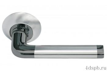 Дверная ручка Morelli - DIY MH-03 SN/BN