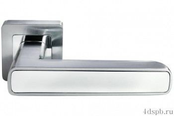 Дверная ручка Morelli - DIY MH-44 SC/CP-S55