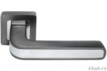 Дверная ручка Morelli - DIY MH-46 GR/CP-S55