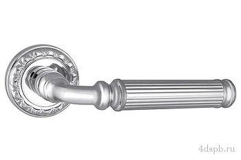 Дверная ручка Punto - BELLAGIO MT CP-8 хром