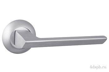 Дверная ручка Punto - BLADE TL SSC-16 сатинированный хром