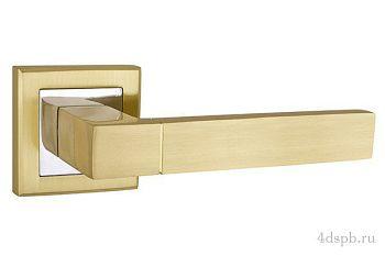 Дверная ручка Punto - STYLE QL SG/CP-4 2